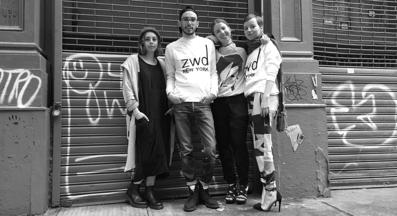 Moda sustentable: Daniel Silverstein crea prendas usando desechos de tela