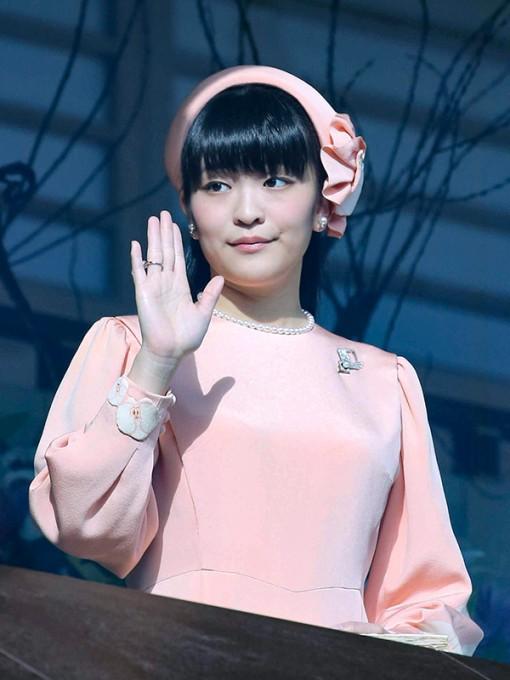 Mako, la princesa japonesa que dejó todo por amor