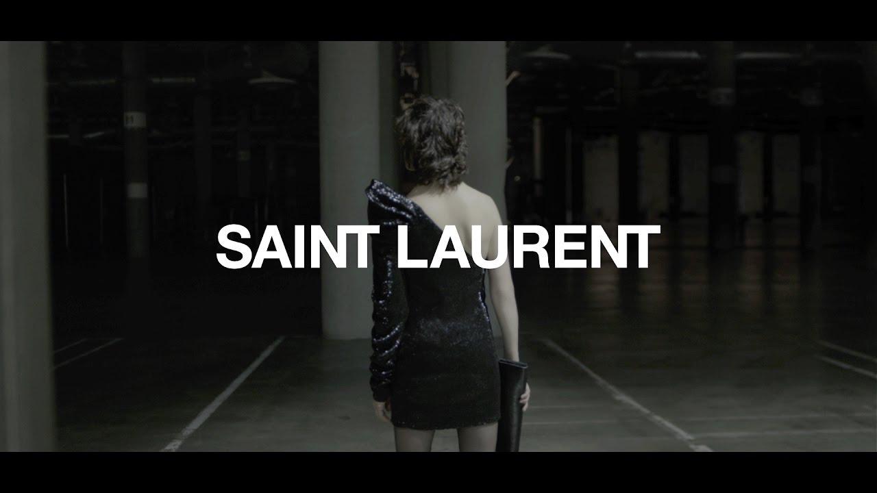VLC ♥ Charlotte Gainsbourg para Saint Laurent