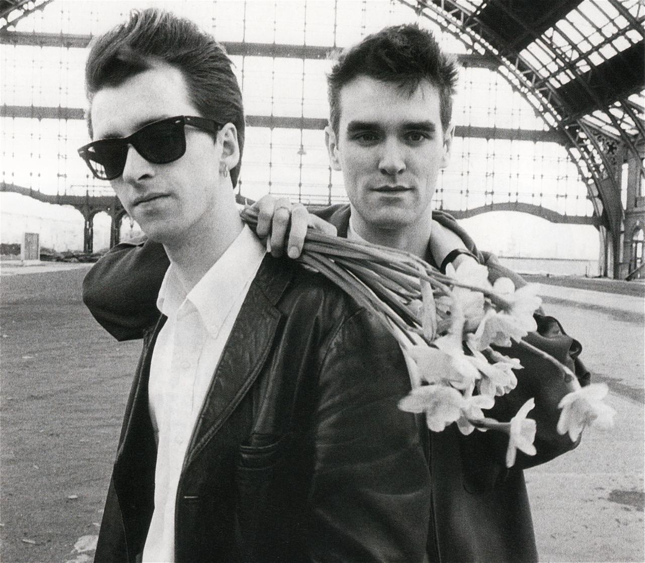 """England is mine"": Se nos viene la biopic sobre Morrissey"