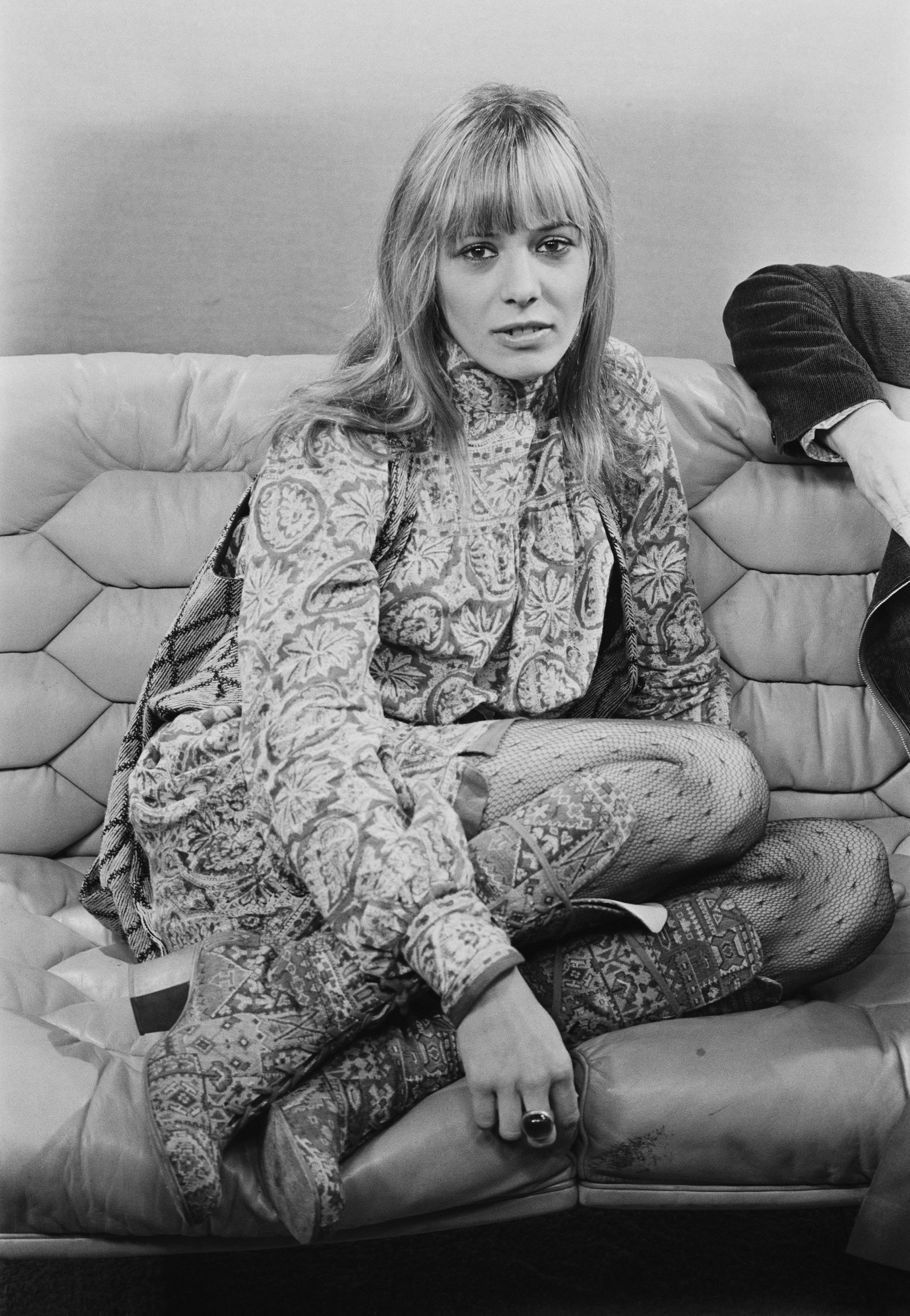 Homenaje a Anita Pallenberg, la eterna reina del rock and roll
