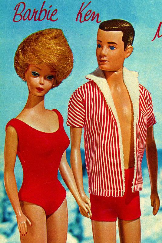 La evolución de Ken, el eterno compañero de Barbie