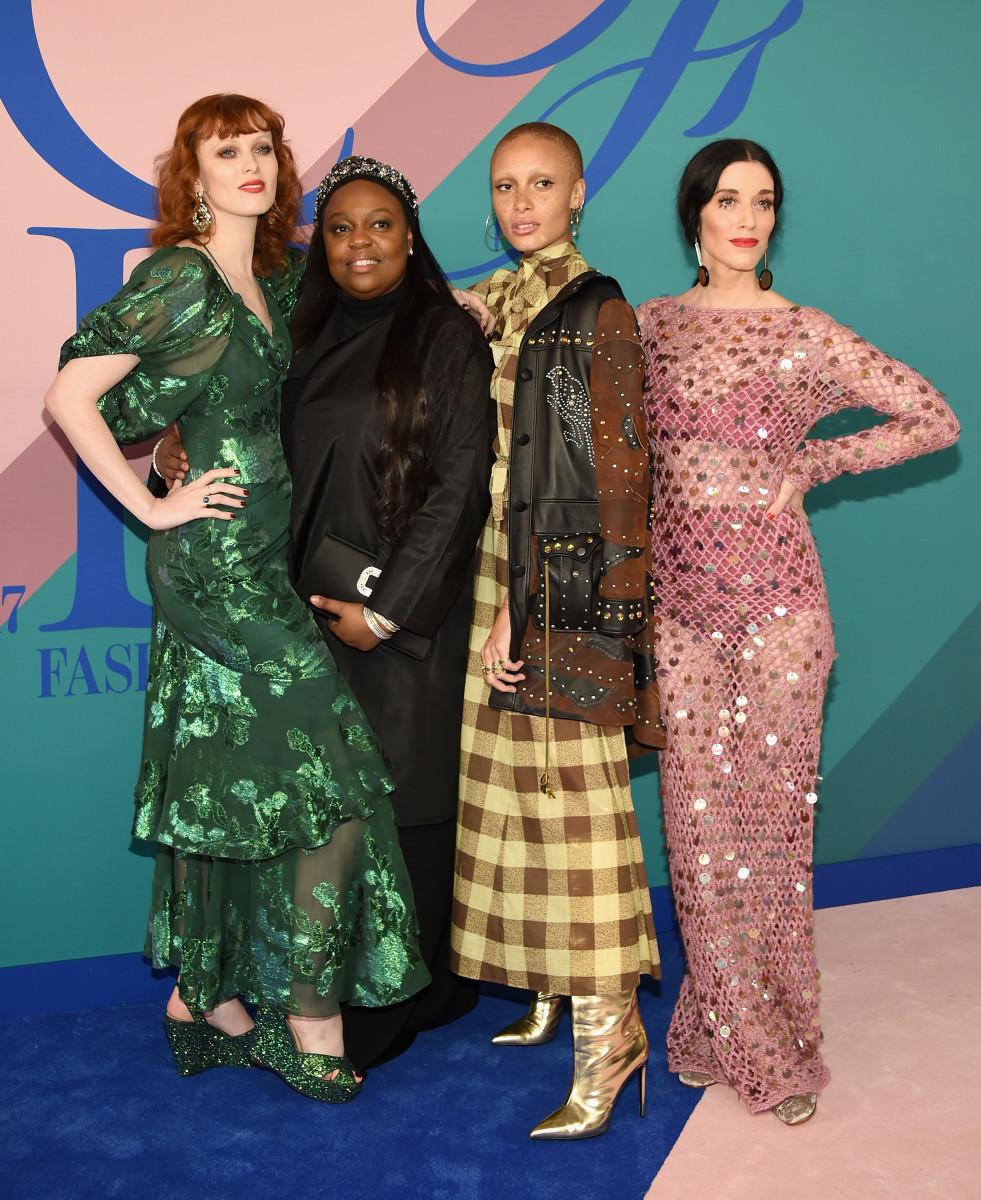 Los mejores looks de los CFDA Fashion Awards 2017