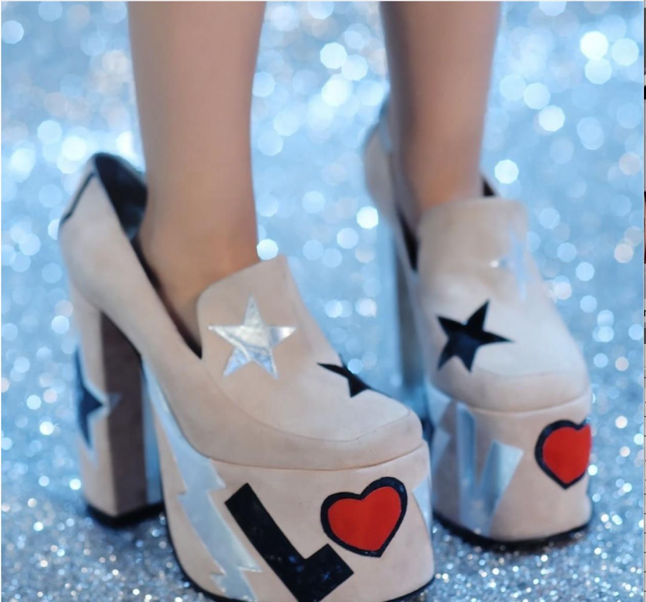 Ricky Sarkany: ¡El icono del calzado argentino, vuelve a Europa!