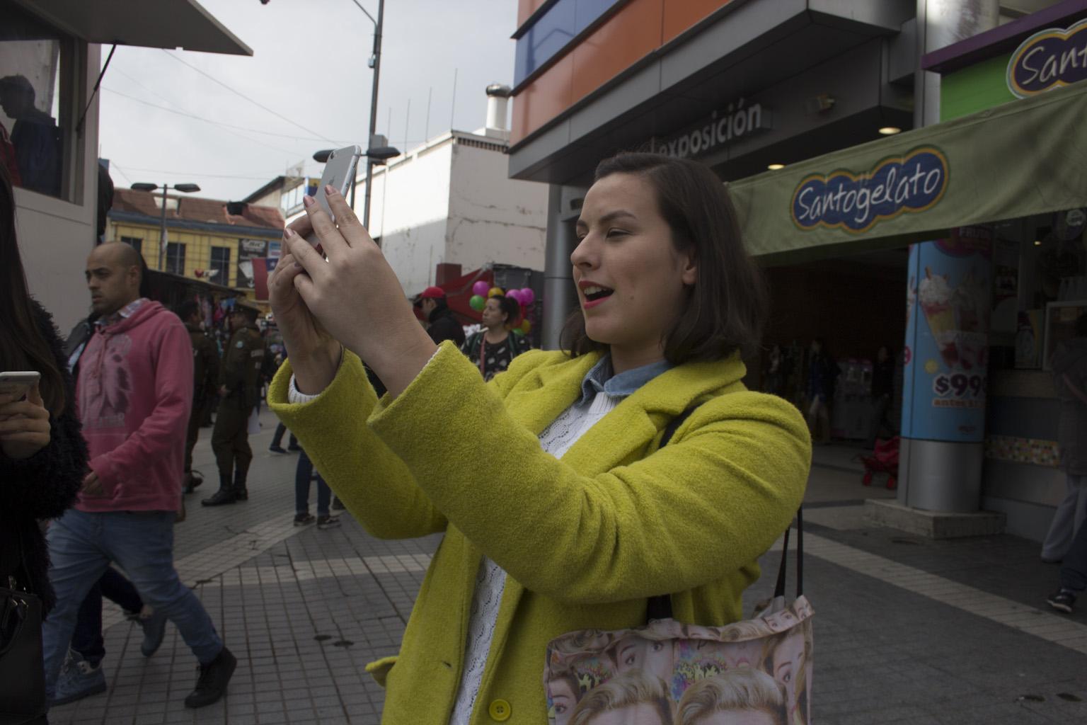Datos VLC: Recorriendo el barrio Meiggs con Lady Ganga, Parte II