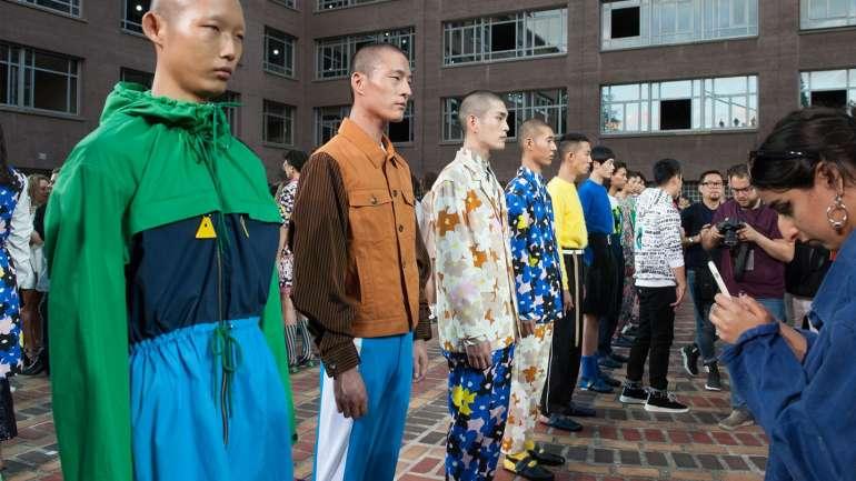VLC Man: Ocho tendencias de los fashion weeks Primavera/Verano 2018