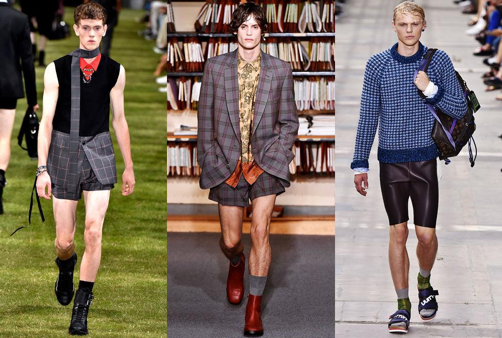 Los shorts han sido por mucho tiempo un tema polémico en la moda masculina.  El diseñador Tom Ford alguna vez declaró que ningún hombre debe usar  pantalones ... e07cb5cf833