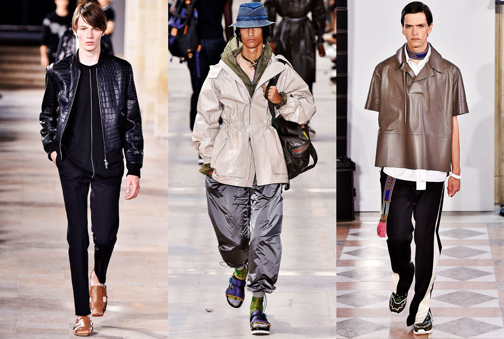 VLC Man  Ocho tendencias de los fashion weeks Primavera Verano 2018 ... 61688b06b46