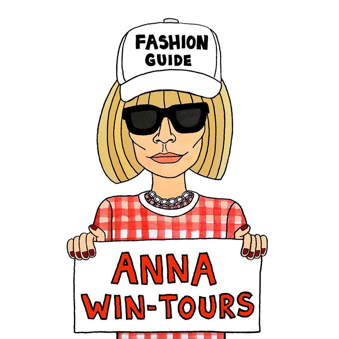 Angelica Hicks, la irónica ilustradora de moda que colabora con Gucci