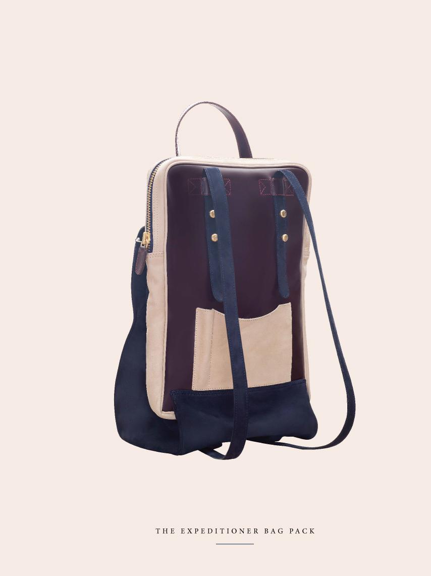Ruiz-Musi, bolsos para hombres construidos artesanalmente y que aportan estilo