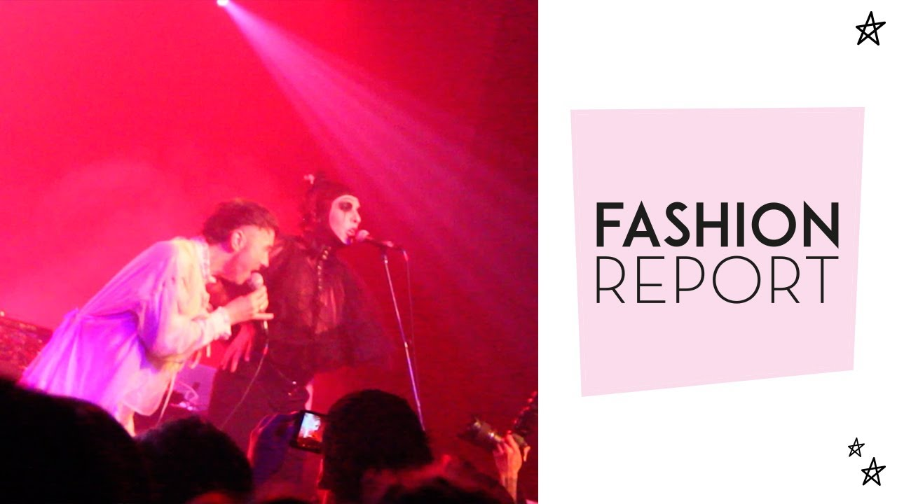 Fashion Report: Hercules and Love Affair en Chile por Heineken