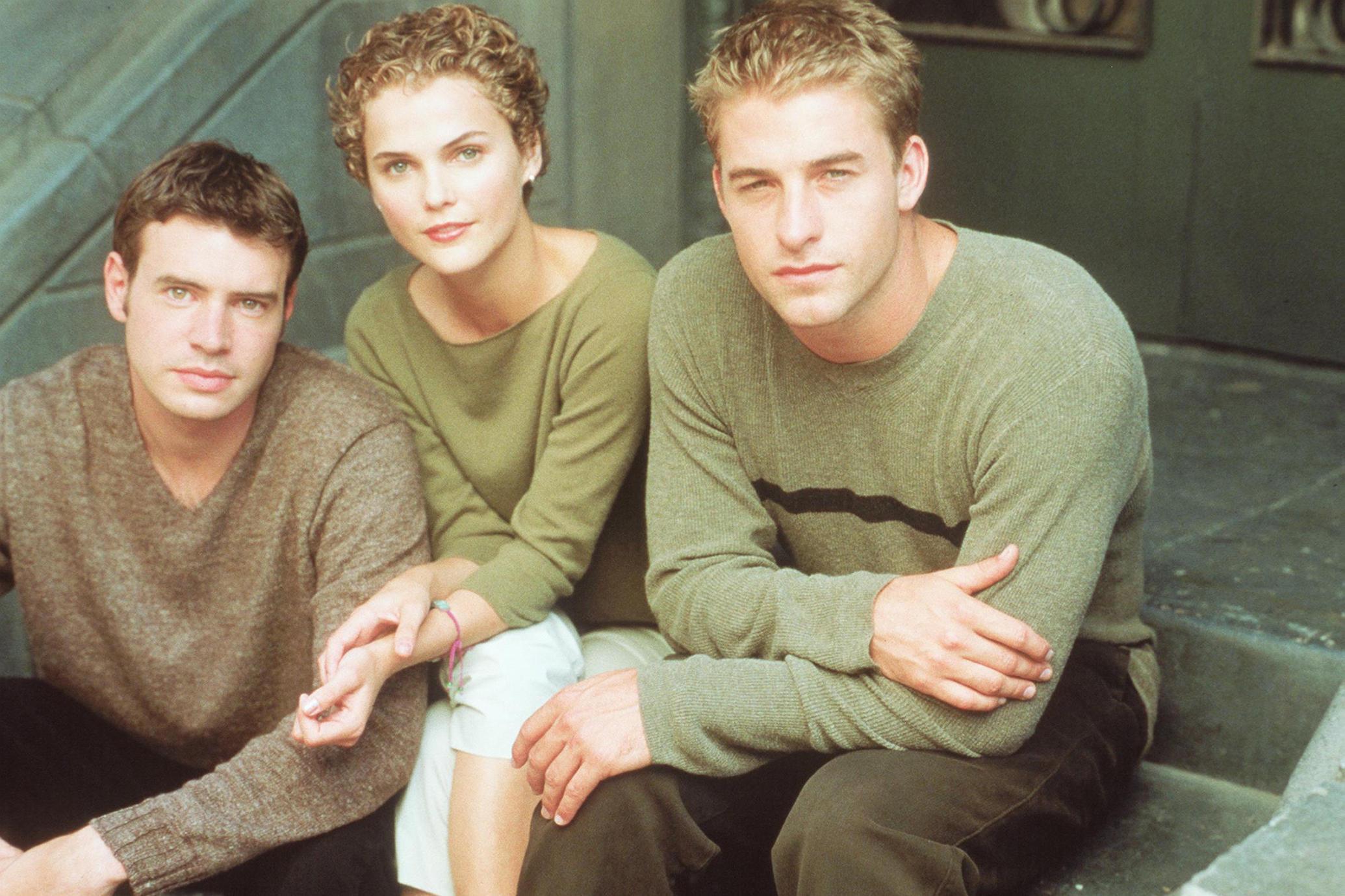 Flashback: ¿Se acuerdan de Felicity?