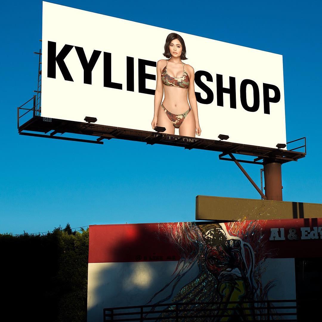 Kylie Jenner es acusada de plagio por la marca PluggedNYC