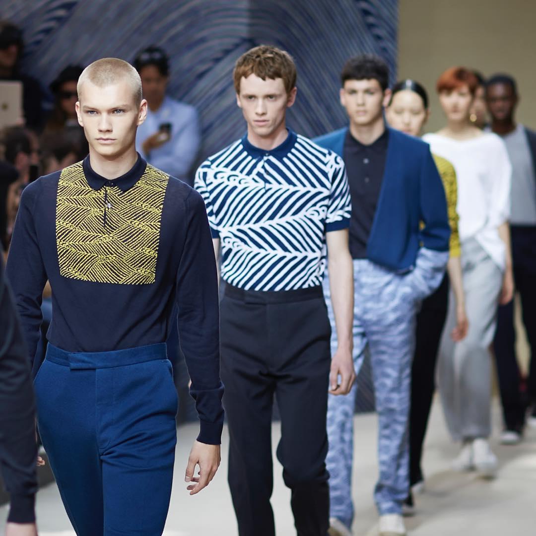 Teletubbies, colores y estampados, las nuevas apuestas de London Fashion Week Mens SS18