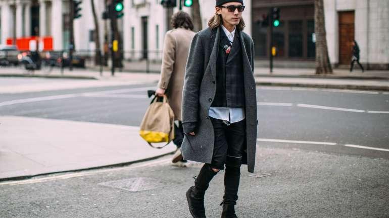 Zapatos de invierno para hombres