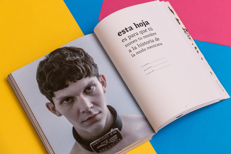 Mextilo: El primer libro de moda mexicana