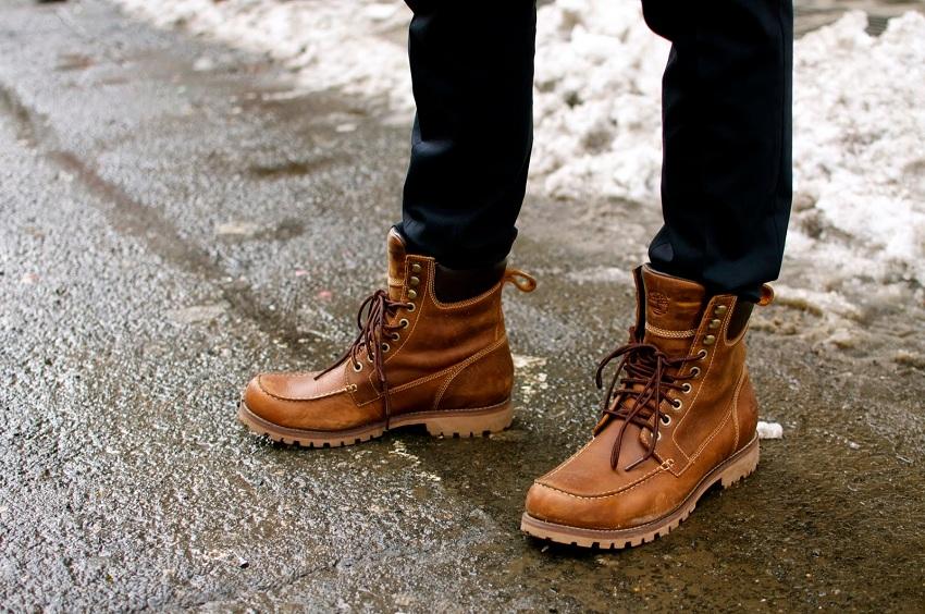 Zapatos de invierno formales para hombre SMXvxnZJD