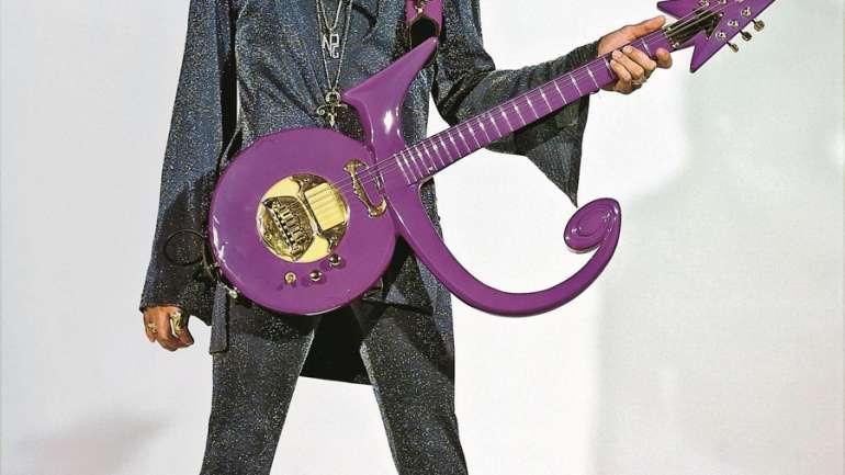 Picturing Prince, el libro homenaje del fotógrafo oficial del icono