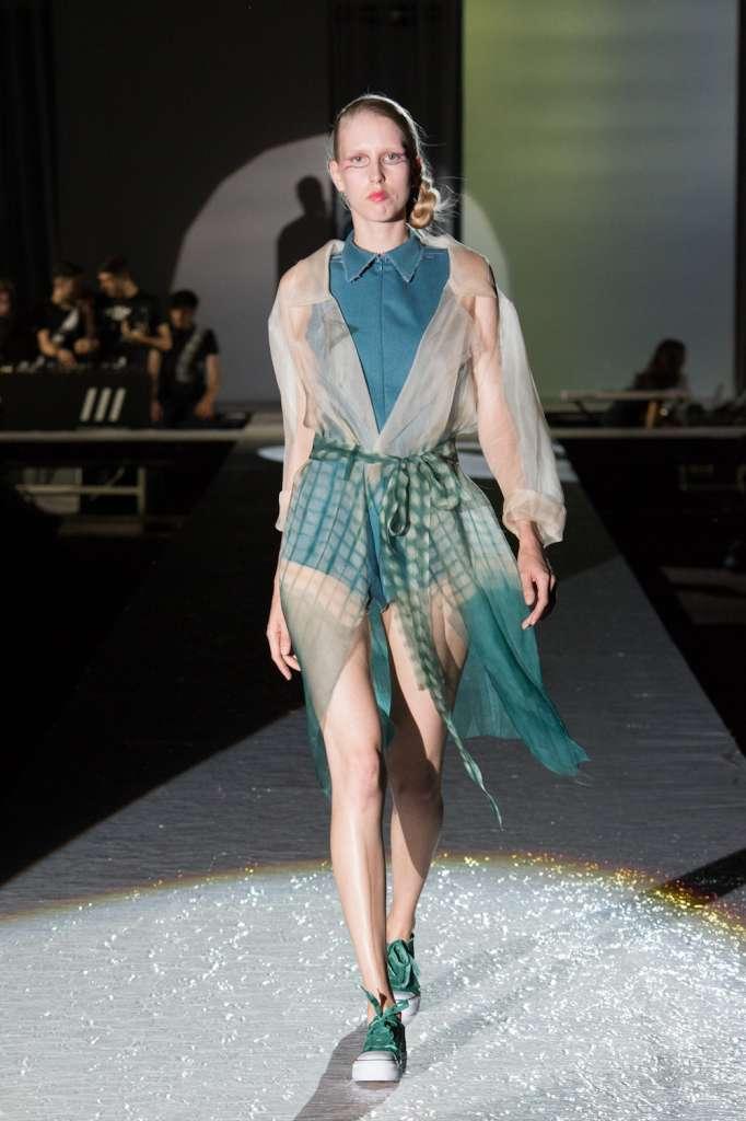 Lo mejor de Migration Fashion Show , la pasarela de los estudiantes de Nuova Accademia di Belle Arti  de Milán