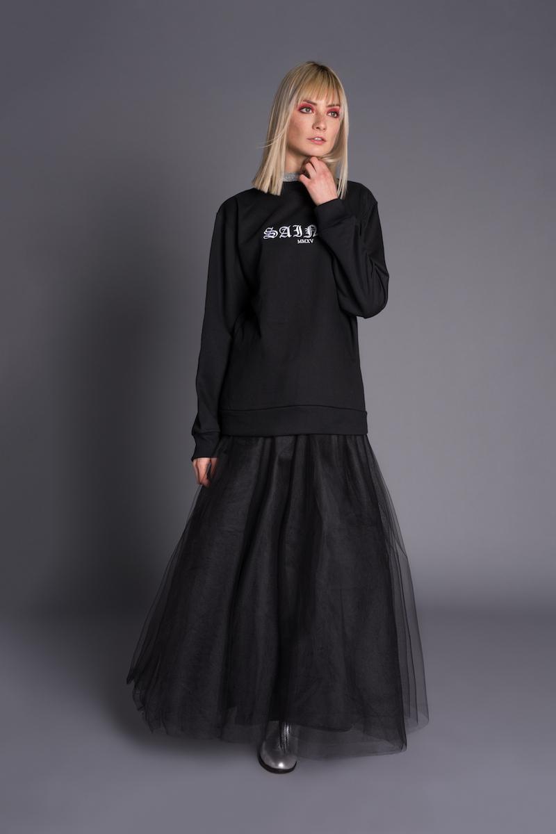 Sacred, la nueva colección de la marca chilena Saint Jesus Clothing