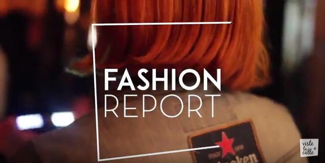 Fashion Report: Exclusive Nights Chaim por Heineken