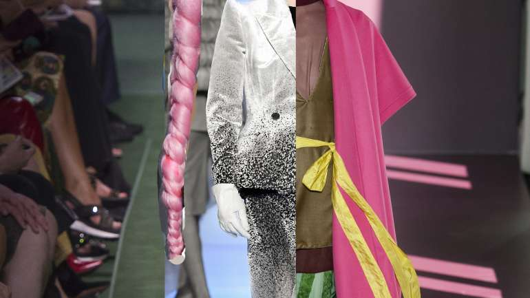 #ParisFashionWeek Haute Couture F/W 2017, Parte II