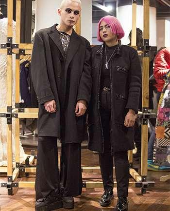 Rod Aguilera y Mima Zamall