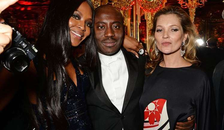 Edward Enninful contrató a Naomi, Kate y Grace como colaboradores de British Vogue