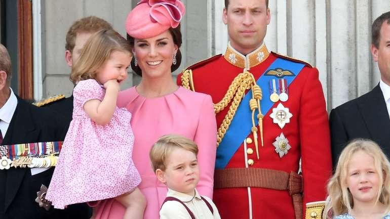 La guía de estilo de los niños de la Realeza