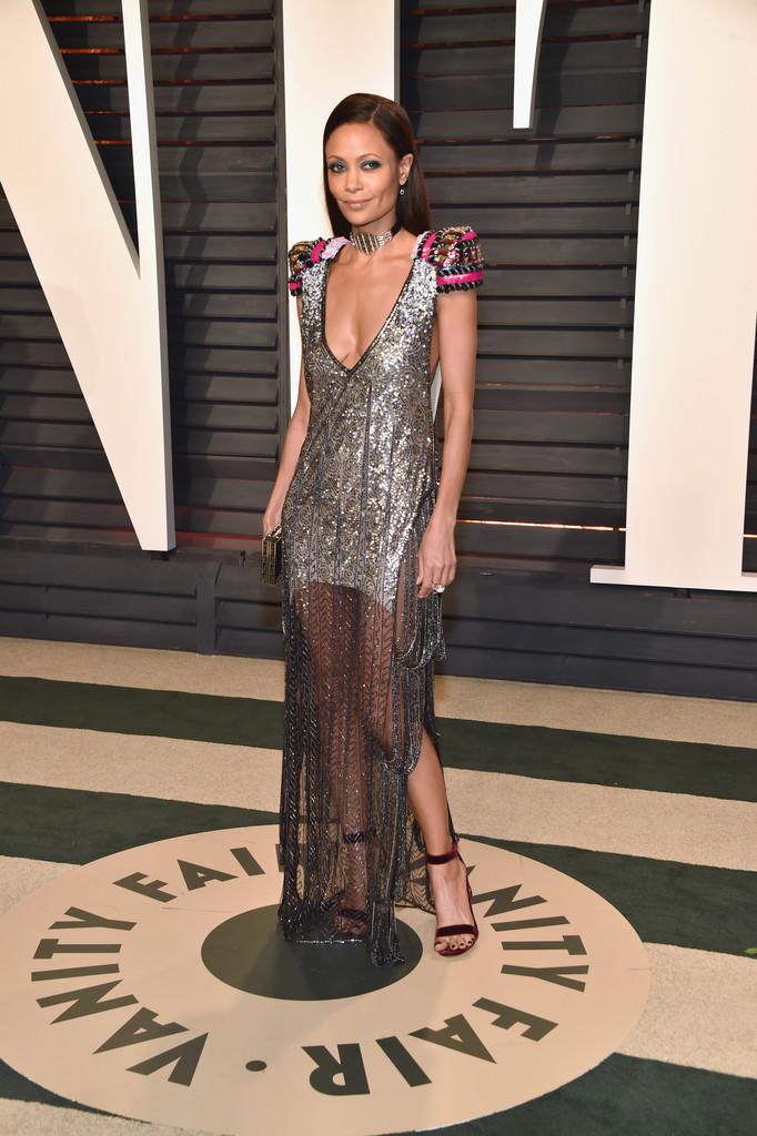 El estilo de Thandie Newton, una de las protagonistas de Westworld