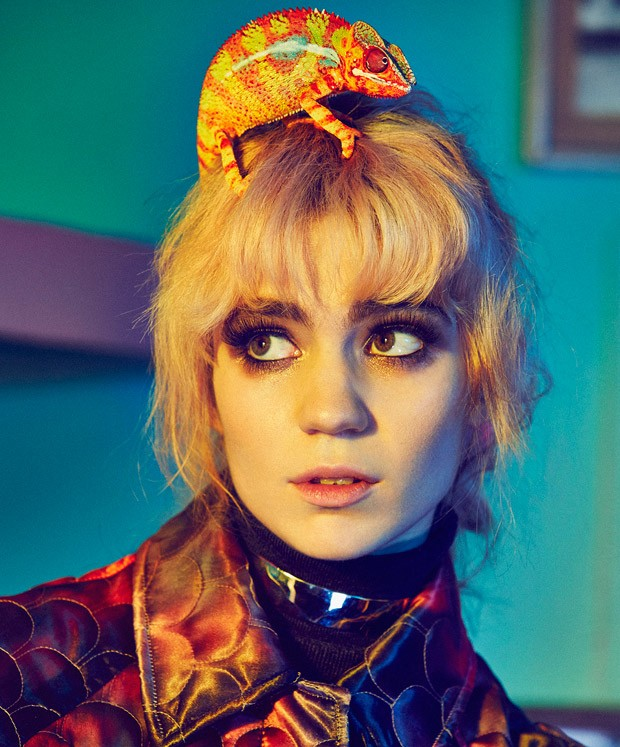 Grimes: cantante, productora y fashion icon