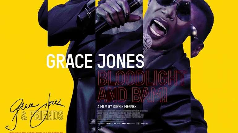 Bloodlight and Bami, el documental sobre Grace Jones que se estrena en octubre