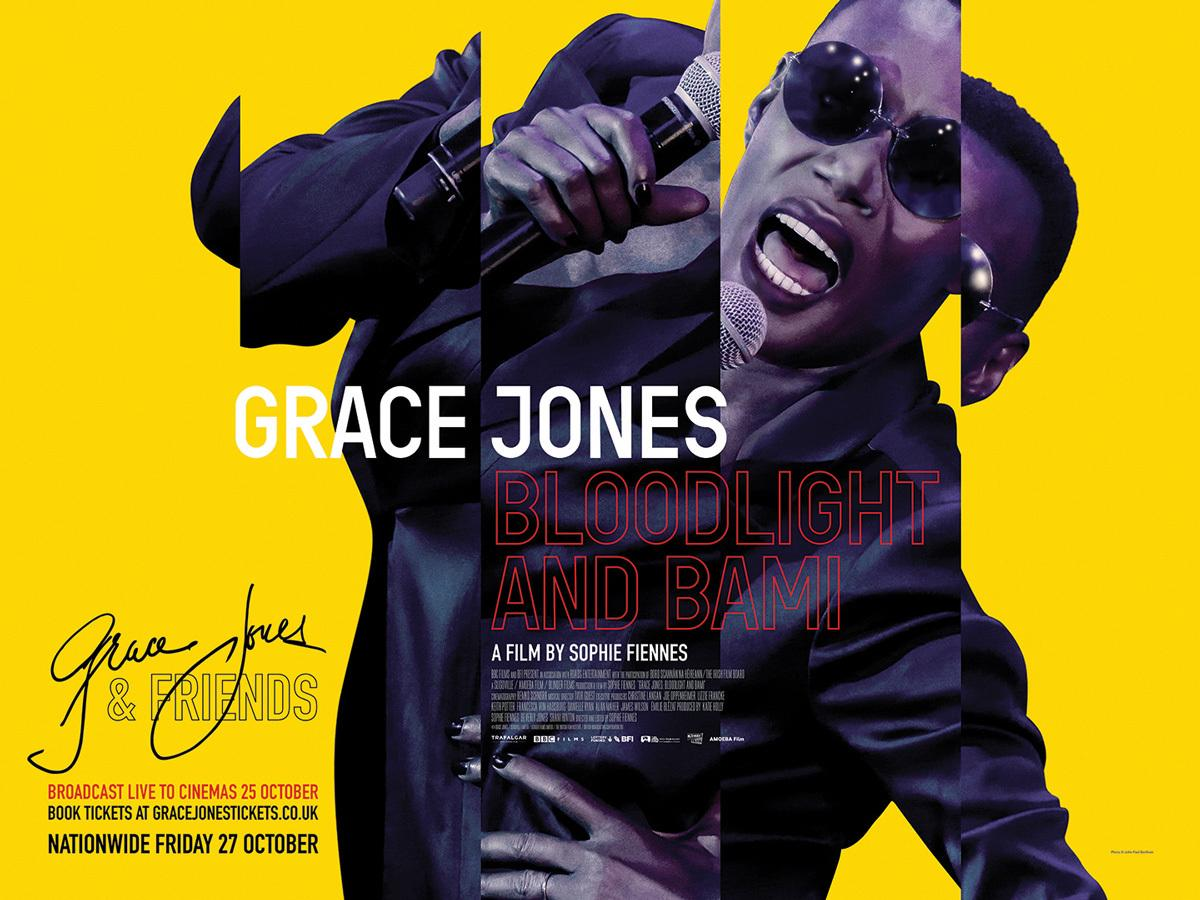 Bloodlight and Bami, el documental sobre Grace Jones que se estrena en octubre