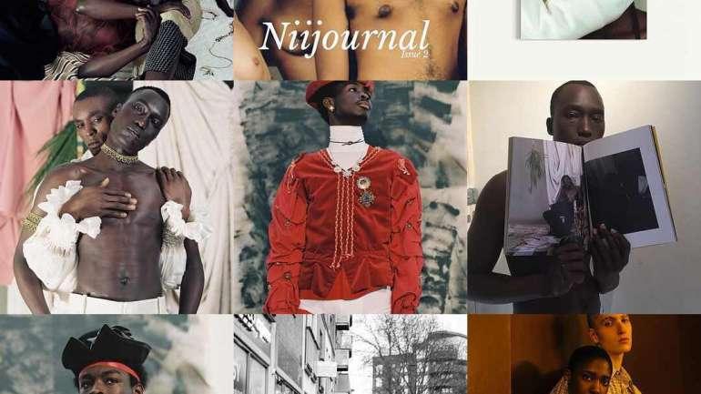 Nii Journal y Nii Agency, la iniciativa del fotógrafo Campbell Addy para apoyar la diversidad en la industria de la moda