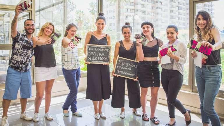 Entrevista a Obreras de la moda: workshops, charlas, marketing y mucho más