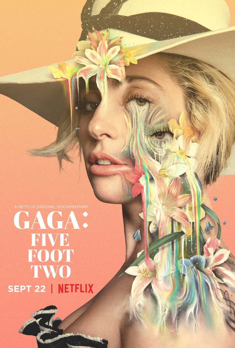 """Five Foot Two"", el documental de Lady Gaga que mostrará un año en la vida de la artista"