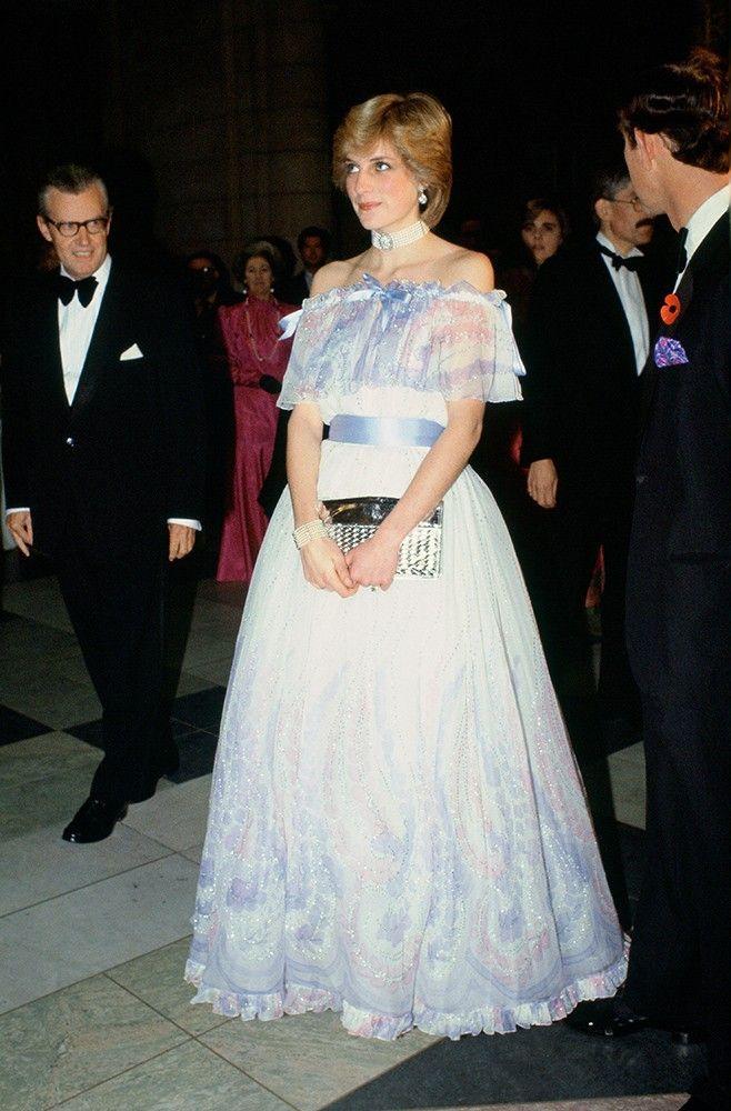 Diana de Gales y sus diseñadores: Bellville Sassoon