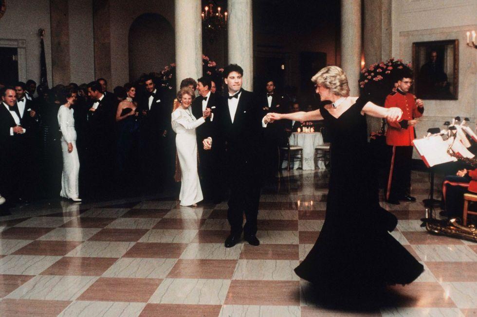 Diana de Gales y sus diseñadores: Victor Edelstein