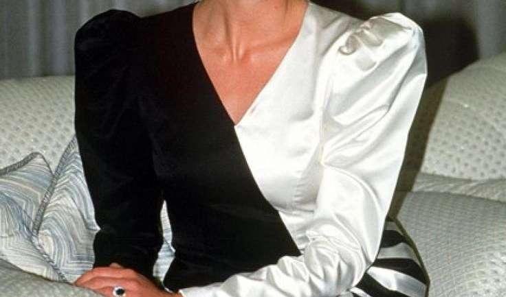 Diana de Gales y sus diseñadores: The Emanuels