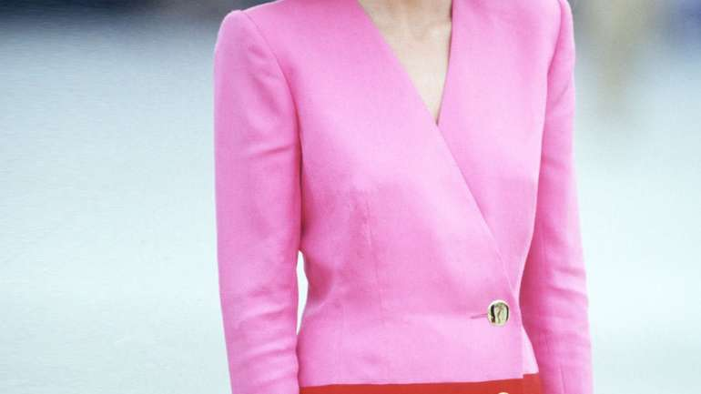 Diana de Gales y sus diseñadores: Catherine Walker