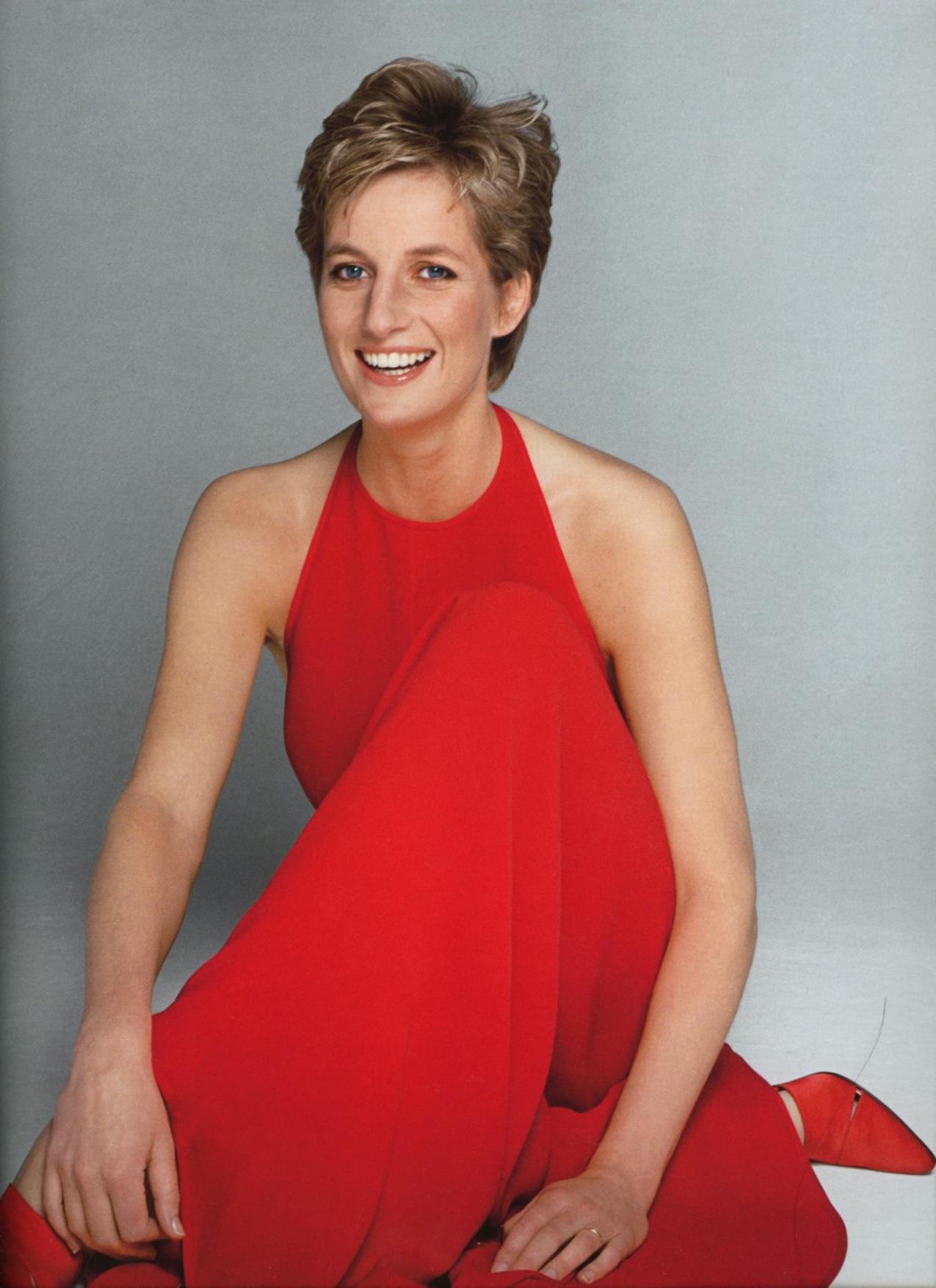 Diana de Gales y sus diseñadores: Varios, parte II