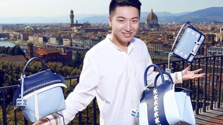 Conoce a Tao Liang, el bloguero chino apodado Mr. Bags