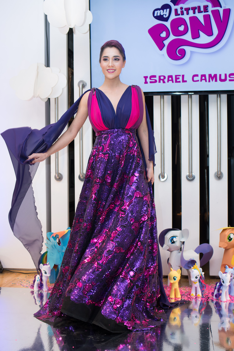 #MyLittlePony Fashion Magic: Israel Camus
