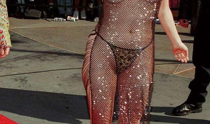 "La evolución del ""naked dress"""