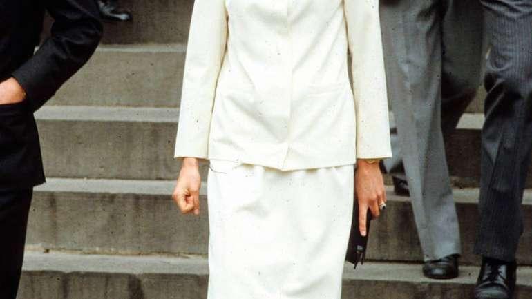Diana de Gales y sus diseñadores: Jasper Conran