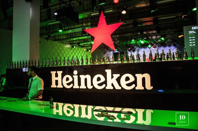 Heineken te muestra las mejores fiestas del mundo