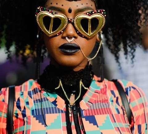 Lo mejor del street style de Afropunk 2017