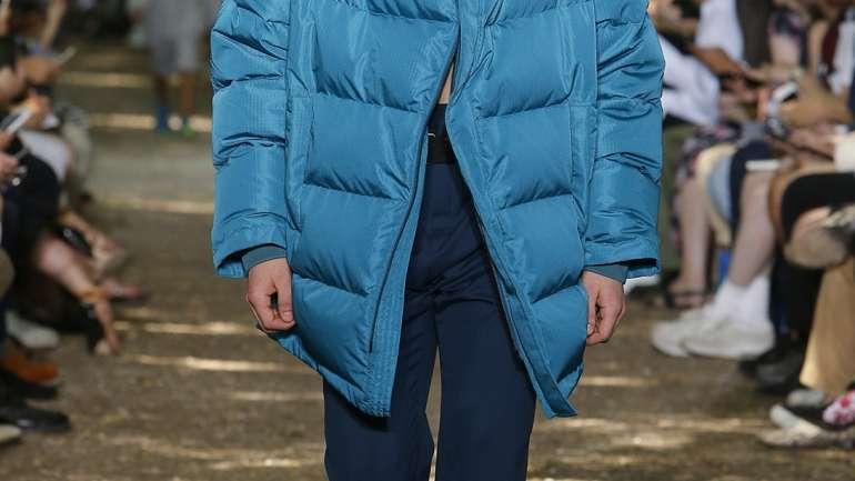 VLC Man: Padded jackets, la nueva tendencia