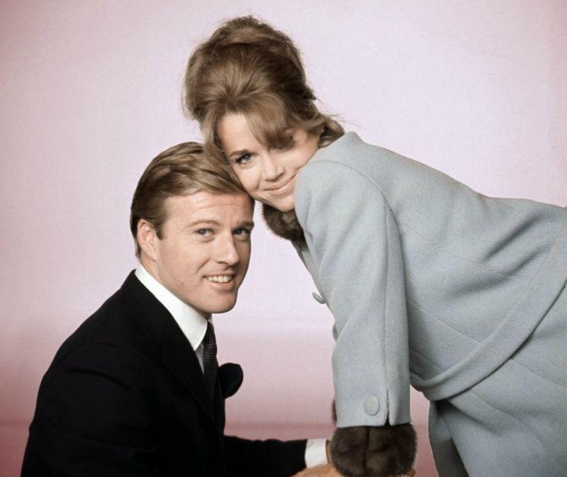 """""""Our souls at night"""", el regreso de Jane Fonda y Robert Redford como pareja al cine"""