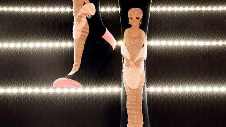 Rihanna por Stance, los calcetines que registran el estilo de la cantante